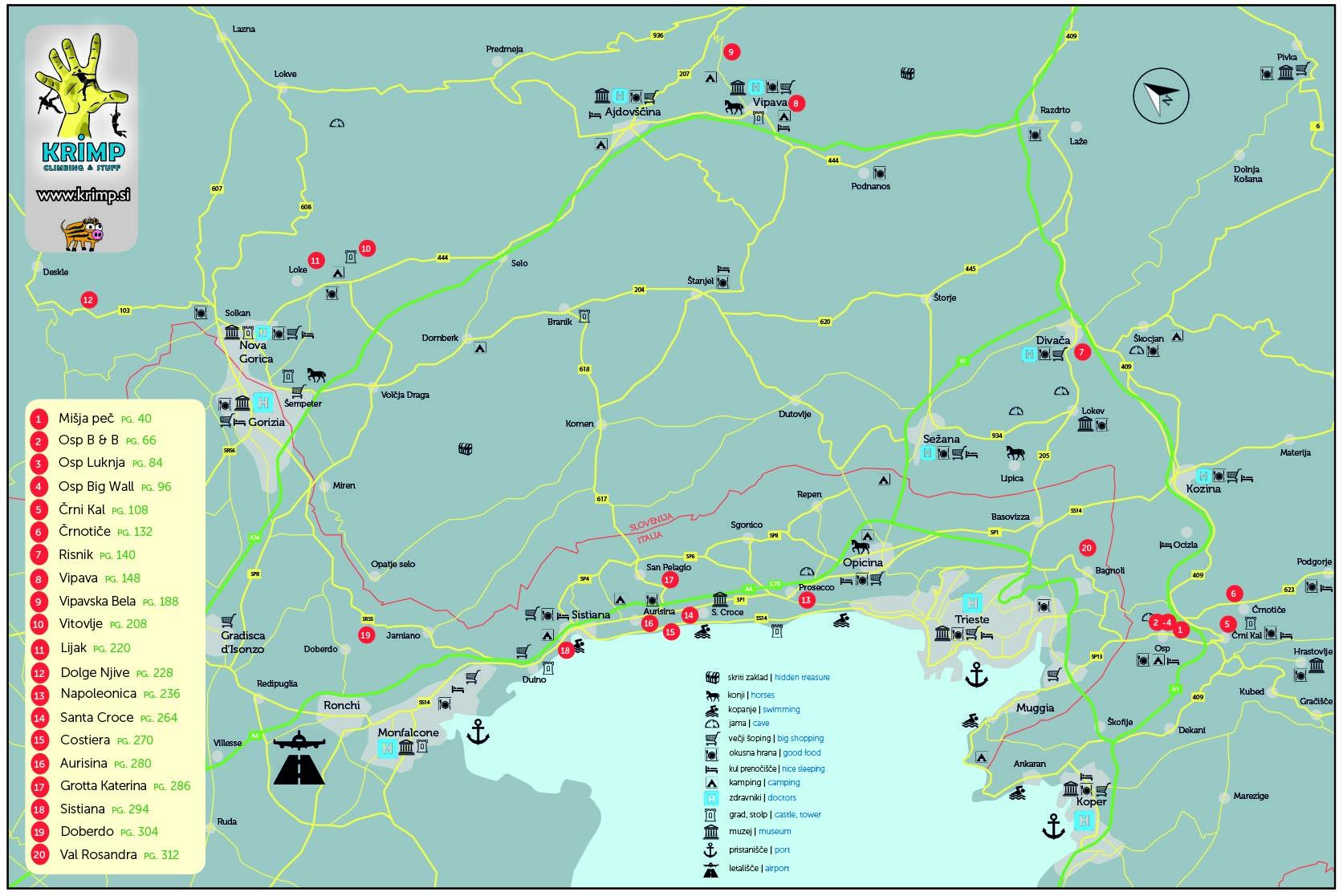 Kraški MAP